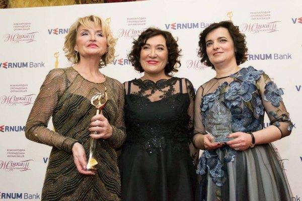 Ирина Луценко (крайняя слева) явно очень похудела