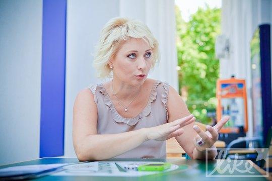 Виктория Тигипко пообещала похудеть к ОМКФ 12 кг