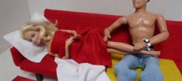 Барби в культовых картинах