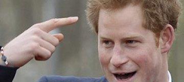 Принц Гарри попал в страшную аварию