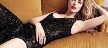 Экс-жена Джонни Деппа похвасталась снимком топлес
