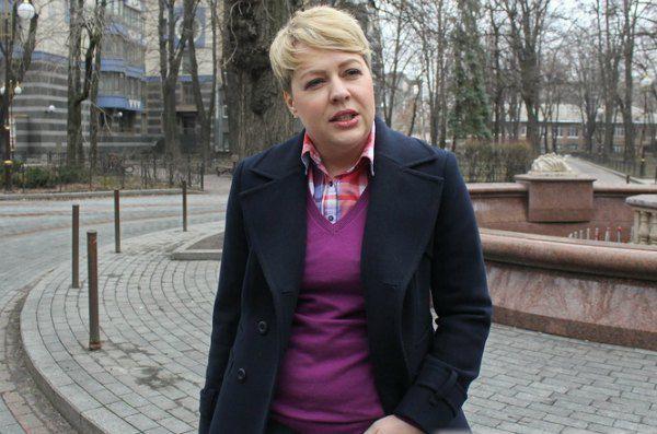 Посол Наталья Галибаренко