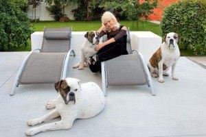 Вайкуле тратит на собак более $4 тыс. в месяц
