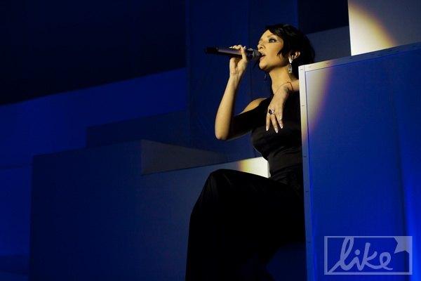 Ангелина Завальская представила новую концертную программу