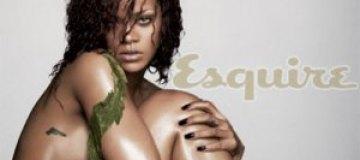Рианна превратилась в Маугли для ноябрьского Esquire