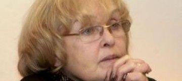 Ада Роговцева не отмечала юбилей из-за смерти сына