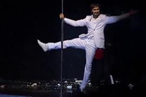 Varda научила Козловского танцевать стриптиз