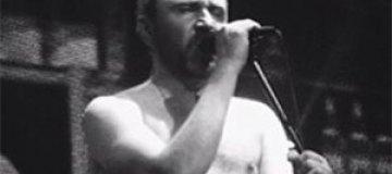 Шнур выступил на концерте абсолютно голым
