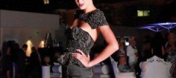 В Киеве покажут самое дорогое в мире вечернее платье