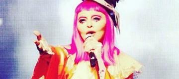 Пьяная Мадонна в наряде клоуна попросила зрителей заняться с ней сексом