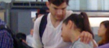 Эштон Катчер и Мила Кунис вместе улетели на Бали