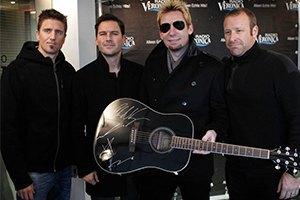 Nickelback в новом клипе задействовали кадры с Евромайдана