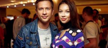 Дмитрий Ступка готовится во второй раз стать отцом