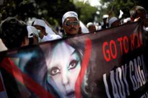 Леди Гага отменила концерт в Индонезии из-за угроз