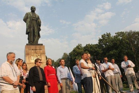 Съезд Радикальной партии Олега Ляшко