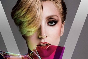 Леди Гага оголилась