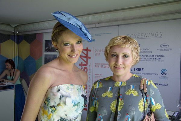 Виктория Тигипко и Катя Осадчая