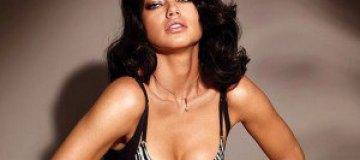 Адриана Лима в новой рекламе Victoria's Secret