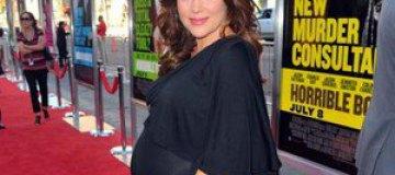 38-летняя Алисса Милано родила первенца