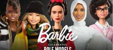 Известные женщины стали прототипами кукол Barbie