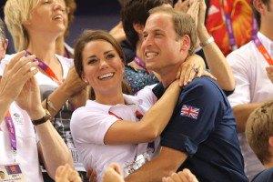 Принц Уильям боится целоваться с Кейт Миддлтон