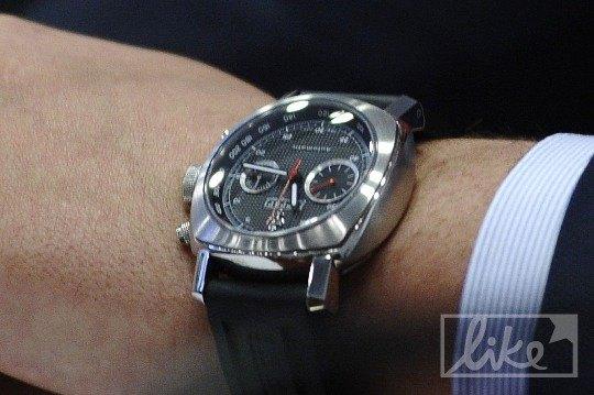 Часы Виктора Януковича-младшего