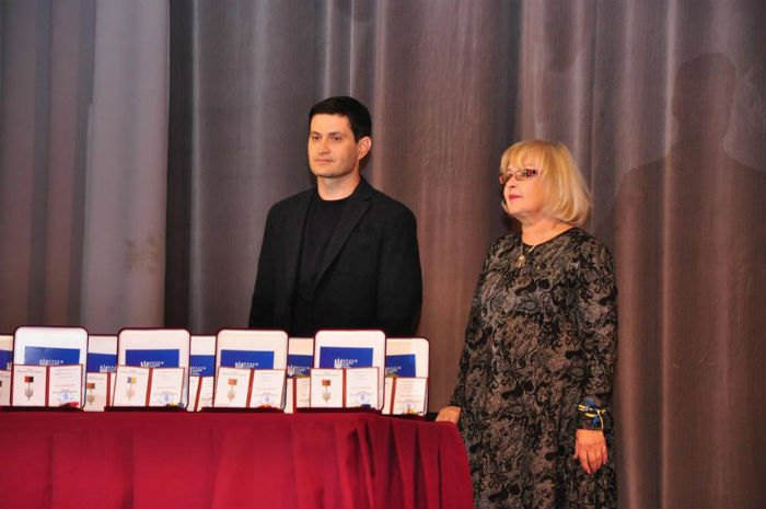 Народная артистка Украины Ада Роговцева