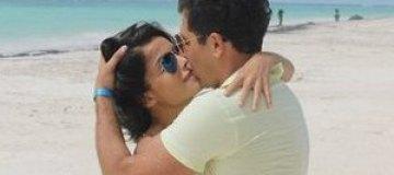 Джеджула отдохнул с подругой в Доминикане
