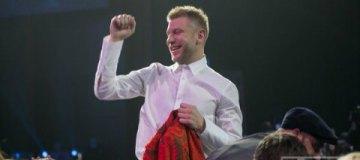 Иван Дорн на московском концерте рассказал про дружбу россиян с Киевом