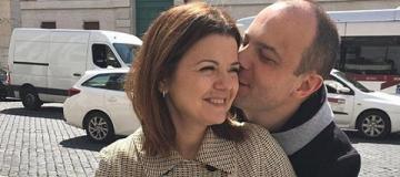 Маричка Падалко и Егор Соболев устроили себе римские каникулы