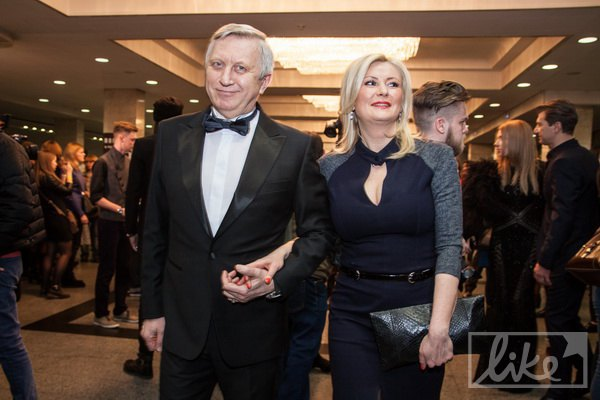 Владимир Горянский и Елена