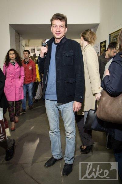 Политик Олесь Доний