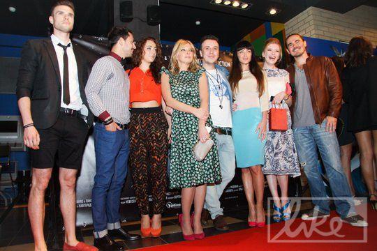 Участники фильма
