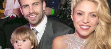 Шакира и Пике опровергли слухи о своем разводе забавным фото
