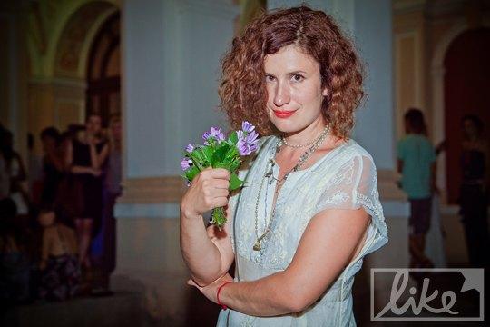 Супруга Pianoboy Ольга Шурова