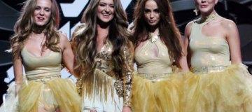 Шикарная Могилевская, неузнаваемый Дорн и неожиданные дуэты на гала-вечере M1 Music Awards 2016