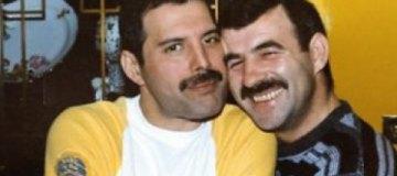 Фредди Меркьюри: неизвестные фото с последним любовником