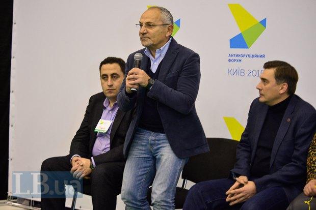Знаток украинской политики Савик Шустер тоже влился в ряды антикоррупционеров