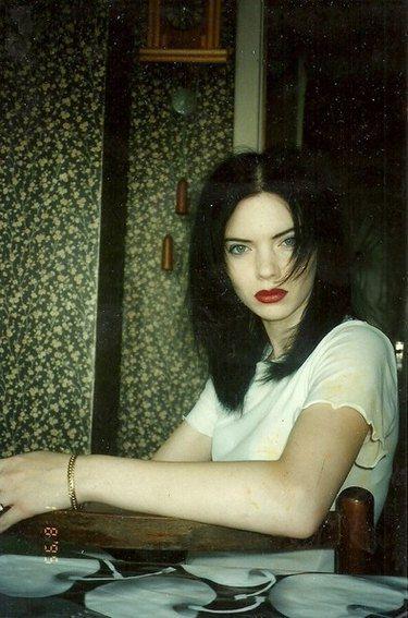 Наталья Окунская в 1995 году