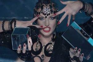 Анастасия Волочкова представила второй откровенный клип