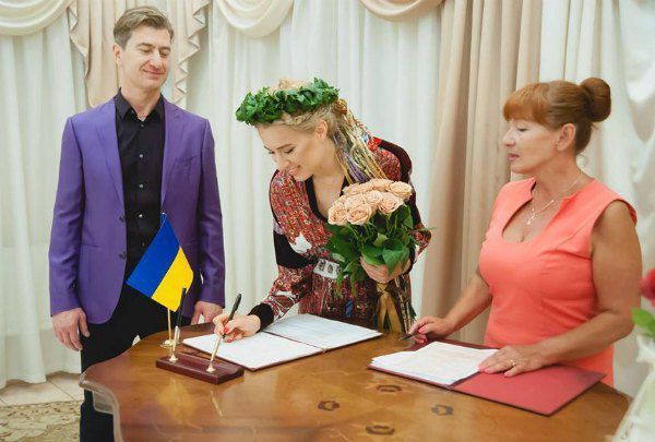 Юрий Никитин официально расписался с Ольгой Горбачевой