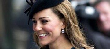 Кейт Миддлтон стала иконой красоты у британцев