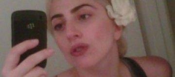 Леди Гага показалась без макияжа