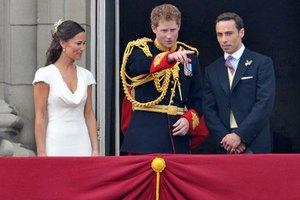 Друзья принца Гарри хотят женить его на Пиппе Миддлтон