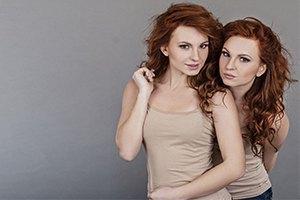 Украинский дуэт стал лицом российского бренда
