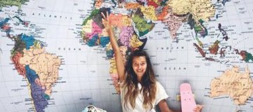 Регина Тодоренко переехала в Лос-Анжелес