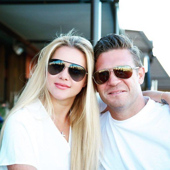 Юлия и Андрей Воронины вместе больше десяти лет