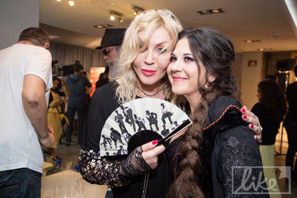 Ирина Билык и Анжелика Рудницкая