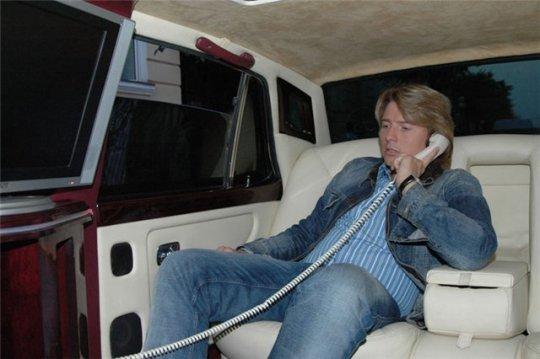 Николай Басков также владеет уникальным автомобилем Bentley Limousine