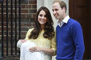 Кейт Миддлтон дала новорожденной дочке тройное имя